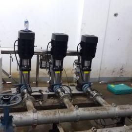 厦门小区水泵更换