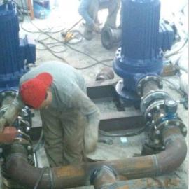 小区泵房改造