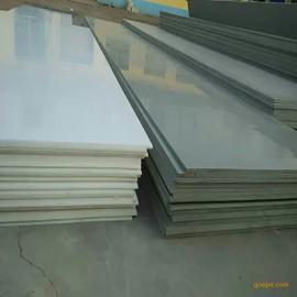 山东纯粒料PP板 PPH板 制作热镀锌设备专用