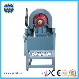 实验室球磨机LZMQ240×90湿式锥形球磨机可变频球磨机