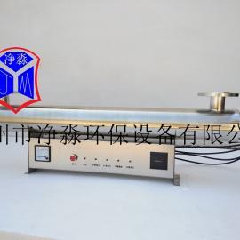 水产养殖中紫外线消毒器JM-UVC-600紫外线杀菌器的应用