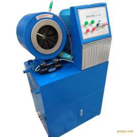 扣压机厂家 直销 优质 液压油管接头缩头机