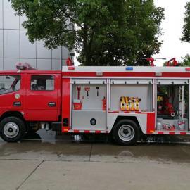 2吨到3吨民用小型消防车有哪些?东风、江铃、庆铃小型消防车随意