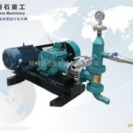 青海BW60/5基坑支护注浆泵,BW60/5单缸柱塞泵