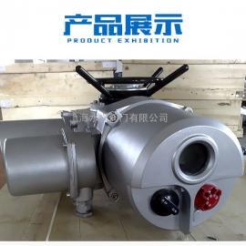 DZW120-24ZSX整体型多回转阀门电动装置