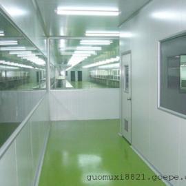 宁夏标准实验室整体设计并施工