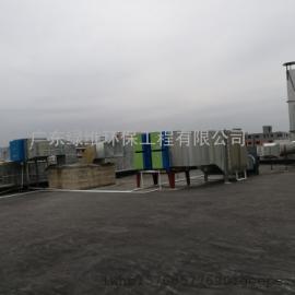 惠州废气治理之食品公司油炸废气治理工程 油烟净化设备