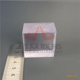 高强度高韧度低密度工业级特种透明材料