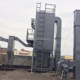 陶瓷多管除尘器 惠州含尘气体治理公司 惠州环保设备包安装