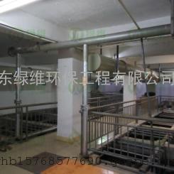医院污水站恶臭气体治理工程 惠州环保公司