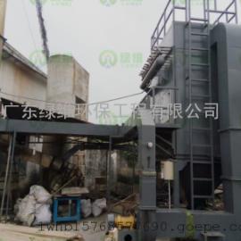 陶瓷多管除尘器 锅炉废气治理工程 惠州环保公司