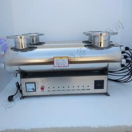 海水处理紫外线消毒器JM-UVC-600紫外线杀菌器