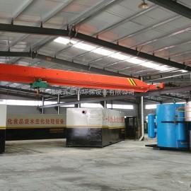 百思特环保厂家直供 食品污水生化处理成套设备