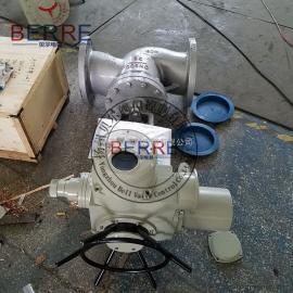 J941H调节型电动截止阀