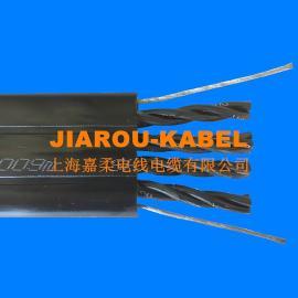 斗轮机扁电缆|斗轮机专用柔性扁平电缆