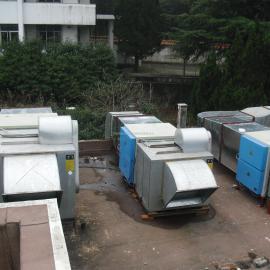 衢州安装高空型工业油烟净化器
