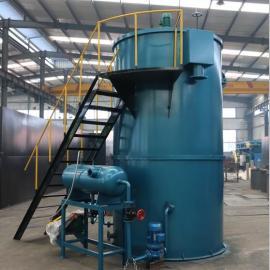 辅流式溶气气浮机溶气气浮机竖流式溶气气浮机