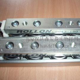 Rollon ELM80-SN-E080286滑块及导轨应用方法