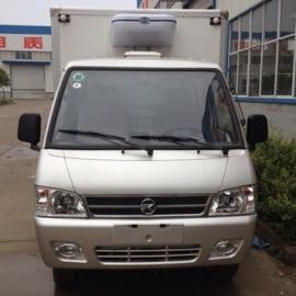 福田驭菱冷藏车价格-小型冷藏车价格-面包冷藏车价格