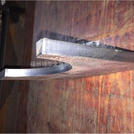 T=16MM碳钢板等离子切割