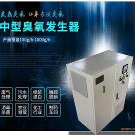 青岛臭氧发生器厂家污水净水废气60g空气源臭氧发生器价格