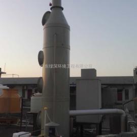 绿深 水喷淋废气净化塔 喷淋塔 洗涤塔 酸雾处理塔厂家直销