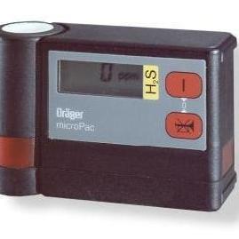 德尔格microPac Plus袖珍式CO2气体检测仪