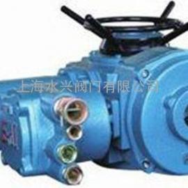 ZB带煤安证矿用隔爆型多回转阀门电动装置