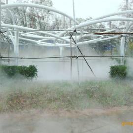 假山人造雾喷泉喷雾造景水池水泉雾效造景供应喷泉雾效设备