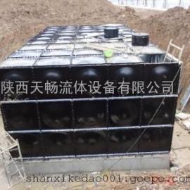 陕西BDF螺栓连接模块消防水箱