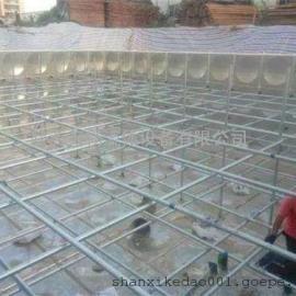 陕西地埋式BDF水箱