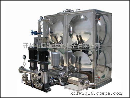 生活小区全自动变频恒压供水设备