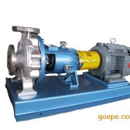 东方龙泵业单级单吸卧式离心泵,清水泵,不锈钢泵