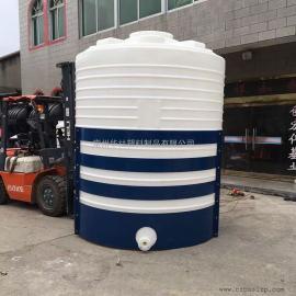 安阳10吨加厚款盐酸储罐防腐储罐化工储罐生产厂家