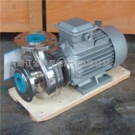 广东佛山金狮25FB-8小型不锈钢离心泵