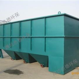 供应芜湖纤维厂污水处理设备高效沉淀池一体化污水处理设备