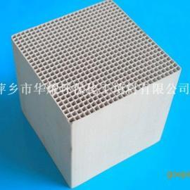 华耀环保厂家直销优质蜂窝陶瓷蓄热体