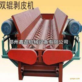 厂家供应木材剥皮机,木材脱皮机,木材扒皮机操作简单节能高效