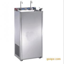 双出水不锈钢开水机 校园饮水机 不锈钢饮水台