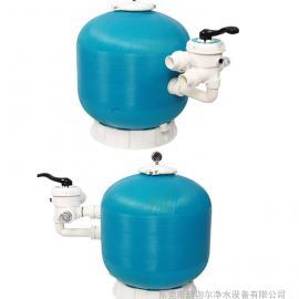 水泵沙缸一体化过滤器