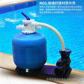 泳池浴室水过滤器 高速砂缸过滤器