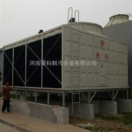供应优质金创JCR系列玻璃钢横流式组合式方型冷却塔生产厂家