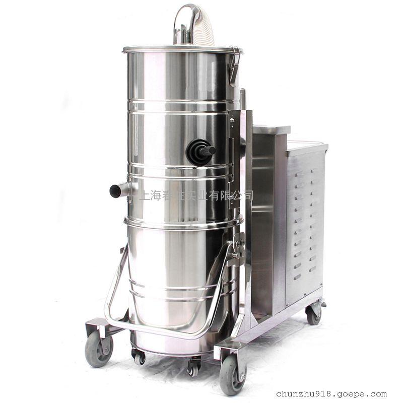 380V工业吸尘器打磨配套用吸尘器温州机械厂用吸铁屑焊渣