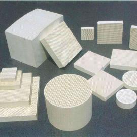 华耀环保专供蜂窝陶瓷过滤片