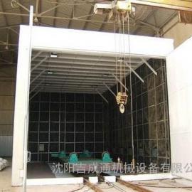 沈阳生产制造喷砂房