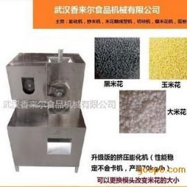 玉米花膨化机 多功能玉米花挤压膨化机 厂家直销