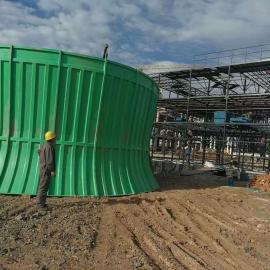 厂家直销200吨低噪音玻璃钢冷却塔