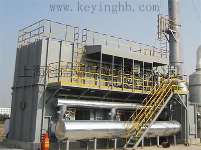 RTO废气燃烧设备生产厂家-上海科盈环保设备有限公司