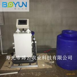 重庆农业园区西红柿专用自动灌溉施肥机 10寸控制界面简单易操作