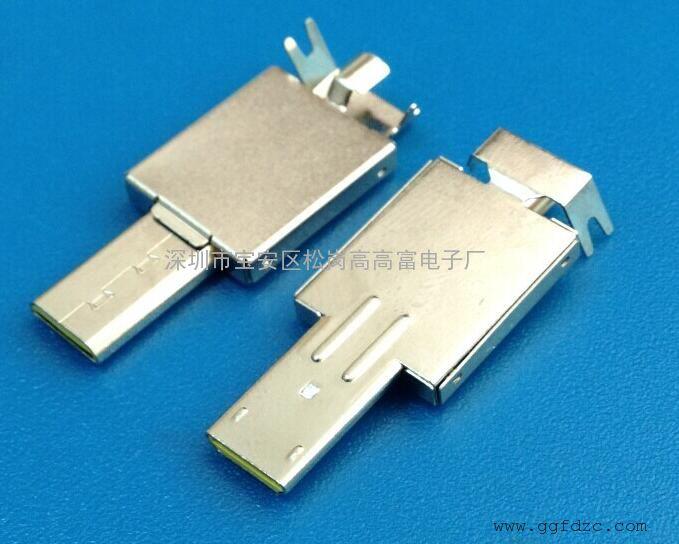 MICRO公头焊线式/MICRO 5p公头焊线系列